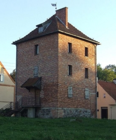 Baszta Żeglarska we Fromborku