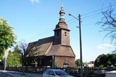 Drewniany kościół św. Walentego w Dobrodzieniu
