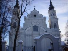 Kościół narodzenia NMP w Białej Podlaskiej