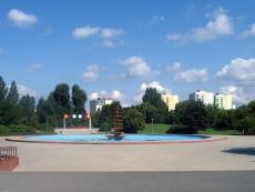 Park na Wyspie