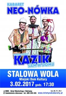 """Kabaret """"Neo-Nówka"""" w MDK"""