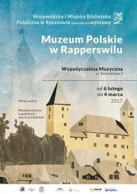 Muzeum Polskie w Rapperswilu - wystawa w Wojewódzkiej i Miejskiej Bibliotece Publicznej w Rzeszowie