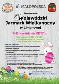 """""""Wojewódzki Jarmark Wielkanocy w Limanowej"""""""