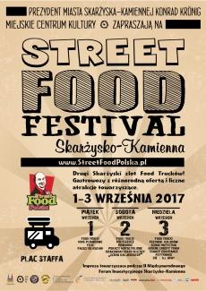 Spotkanie promujące drugi skarżyski Street Food Festiwal
