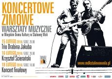 Koncertowe Zimowe Warsztaty Muzyczne w MDK Stalowa Wola