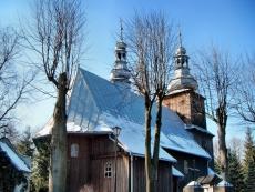 Kościół św. Jana Ewangelisty w Pisarzowej
