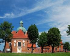 Kościół św. Krzyża w Braniewie
