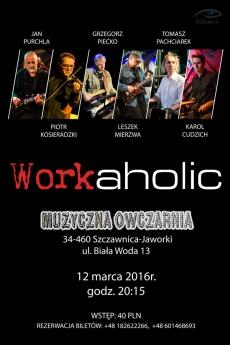 Koncert Zespołu  WORKAHOLIC