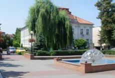 Plac Antoniego Surowieckiego w Tarnobrzegu