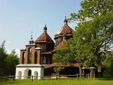 Cerkiew w Bystrem