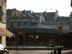 Plac Nowy na Kazimierzu