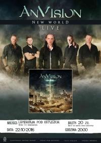 Koncert zespołu Anvision