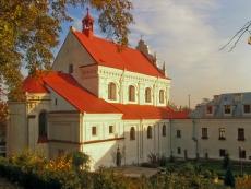 Kościół św. Agnieszki w Lublinie