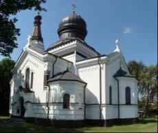 Cerkiew pod wezwaniem Narodzenia Najświętszej Maryi Panny