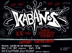 Koncert zespołu Kabanos