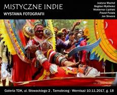 """Wystawa fotografii """"Mistyczne Indie"""""""