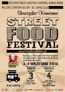Street Food Polska Festival w Skarżysku-Kamiennej
