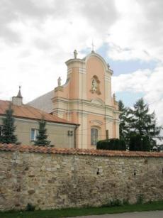 Klasztor OO. Bernardynów - Kościół pw. WNMP