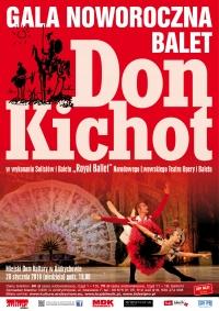 """GALA NOWOROCZNA: Balet """"Don Kichot"""""""