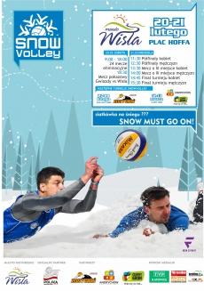 Snow Volley - Turniej siatkówki na śniegu