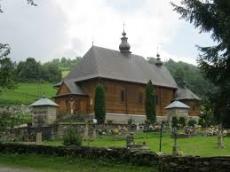 Cerkiew w Wierchomli