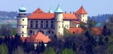 Zamek Nowy Wiśnicz