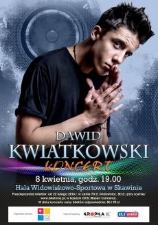Dawid Kwiatkowski w Skawinie