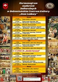 Wydarzenia kulturalne w Bukowinie Tatrzańskiej