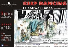 Keep Dancing! - Festiwal Tańca Skawina 2015
