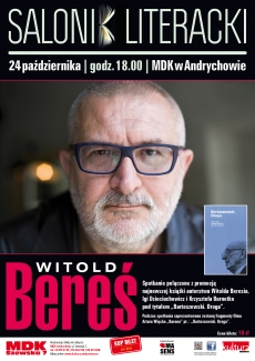 Salonik Literacki | Witold Bereś