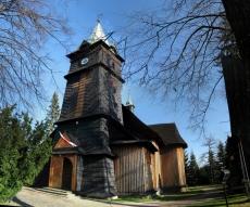 Kościół parafialny w Zębie