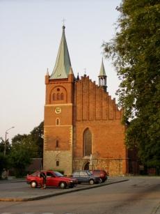 Kościół pw. Św. Jerzego i św. Wojciecha