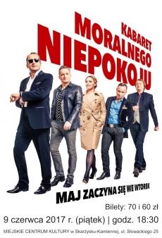 """Kabaret Moralnego Niepokoju w premierowym programie """"Maj zaczyna się we wtorek"""""""
