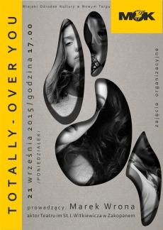 Totally Over You - warsztaty teatralne dla młodzieży - spotkanie organizacyjne