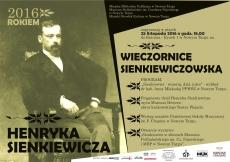 Wieczornica sienkiewiczowska
