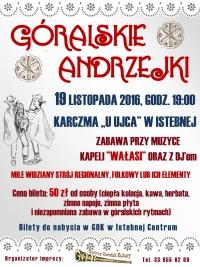 Góralskie Andrzejki