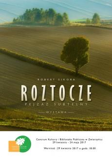 Wernisaż wystawy fotograficznej Roberta Sikory