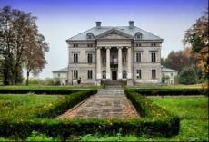Pałac Lubomirskich w parku