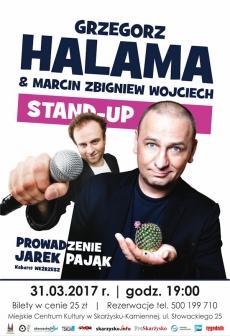 STAND-UP Grzegorza Halama & Marcin Zbigniew Wojciech & Jarek Pająk