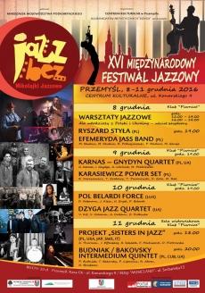 """XVI Międzynarodowy Festiwal Jazzowy """"Jazz Bez"""" – Mikołajki Jazzowe"""