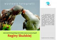 Wystawa fotografii Reginy Skulskiej
