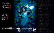 Transmisje na żywo oper z Metropolitan Opera