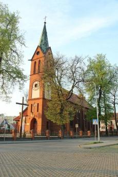 Kościół św. Wojciecha w Działdowie