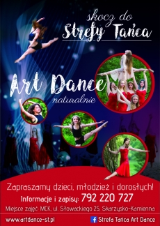 Koncert Świąteczny Strefy Tańca Art Dance