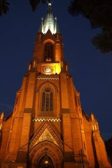 Kościół Katedralny p.w. św. Apostołów Piotra i Pawła w Gliwicach