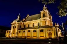 Kościół p.w. Wniebowzięcia NMP w Opolu Lubelskim