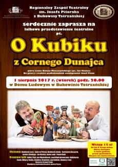 O Kubiku z Cornego Dunajca