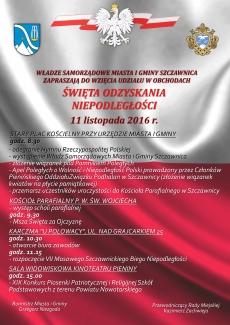 Święto niepodległości Szczawnica
