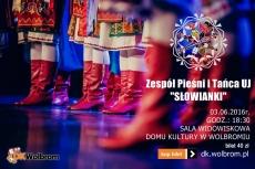 """Koncert Zespołu Pieśni i Tańca UJ """"Słowianki"""""""