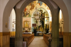 Kościół Świętych Apostołów Piotra i Pawła w Bolechowicach